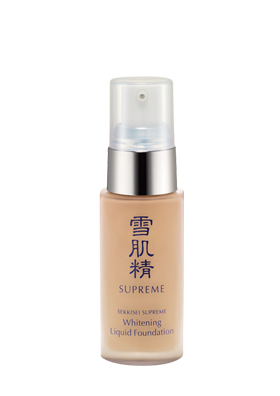 SEKKISEI SUPREME Whitening Liquid Foundation