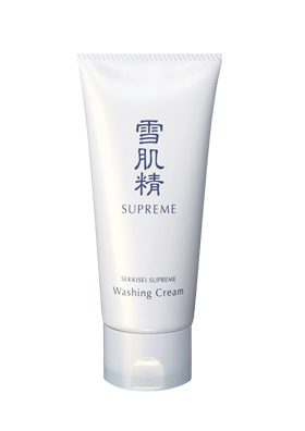 SEKKISEI SUPREME Washing Cream